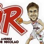 Andrea De Nicolao, Dinamismo e rapidita' al servizio della squadra