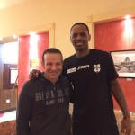 James Nunnally protagonista serie A Beko