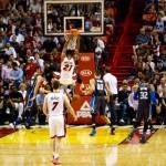 I Miami Heat vincono in scioltezza il derby della Florida contro gli Orlando Magic per 108 a 97