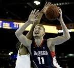 """Sabonis figlio contro il passato di Kaukenas il piatto e' servito """"Seton Hall vs Gonzaga"""" vale l'accesso al secondo Round NCAA"""