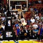 I Miami Heat vincono in tranquillità sui Detroit Pistons, una partita decisiva per la rincorsa al terzo posto della classifica dì Conference.