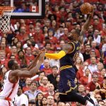 LeBron James e i Cleveland Cavaliers sono la prima finalista NBA