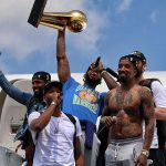 No mistakes on the lake… il Larry O'Brien Trophy arriva a Cleveland