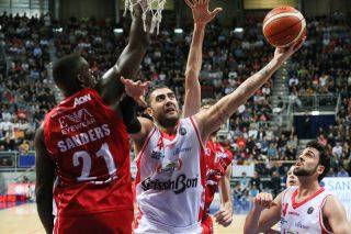 MVP indiscusso del match: Pietro Aradori