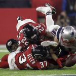 Matt Ryan e i Falcons regalano a New England un Super Bowl gia' vinto