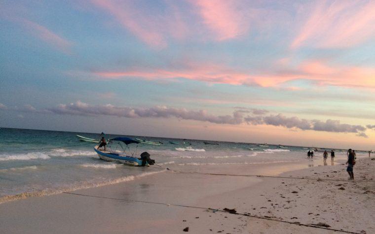 Akumal la spiagge da sogno del Messico